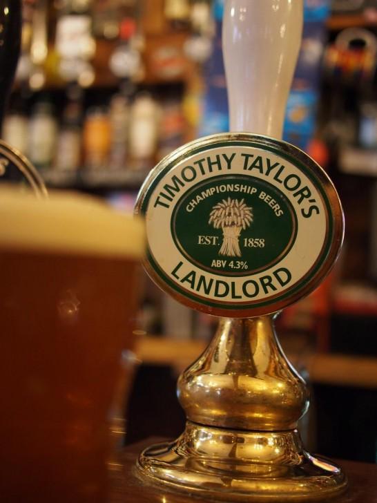 TIMOTHY TAYLOR'S LANDLORD
