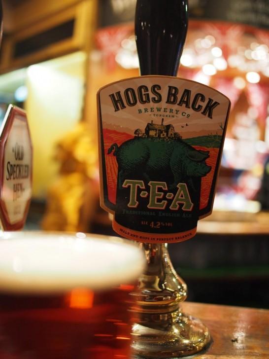 HOGS BACK TEA