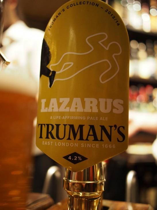 LAZARUS TRUMAN'S