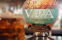V.P.A DRY HOPPY GOLDEN ALE