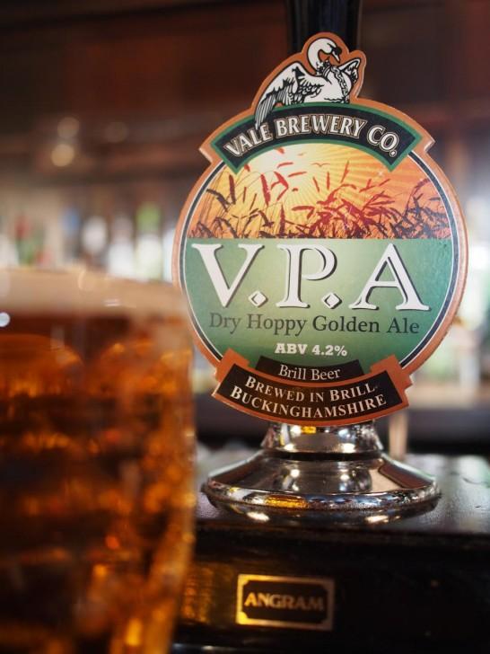 V.P.A DRY HOPPY GOLDEN ALE