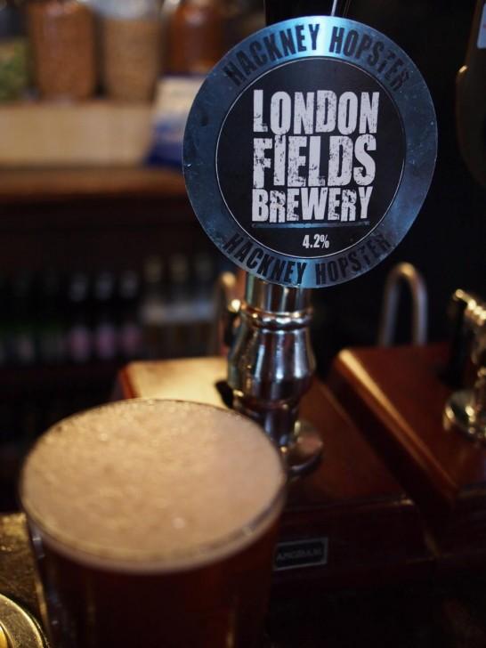 LONDON FIELDS BREWERY