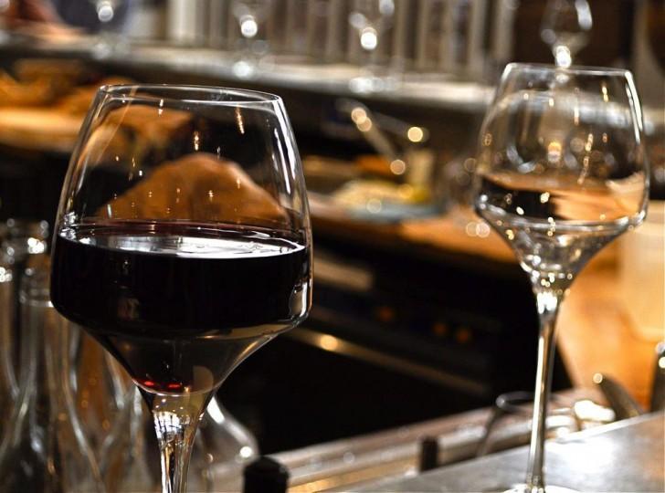 美味しいワインで乾杯♪