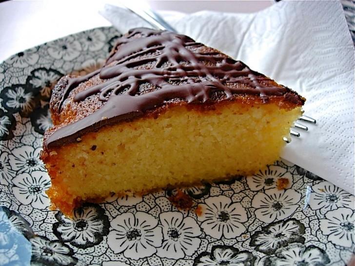 グルテン・フリーのオレンジ・ケーキは新オーナーも継承の予定