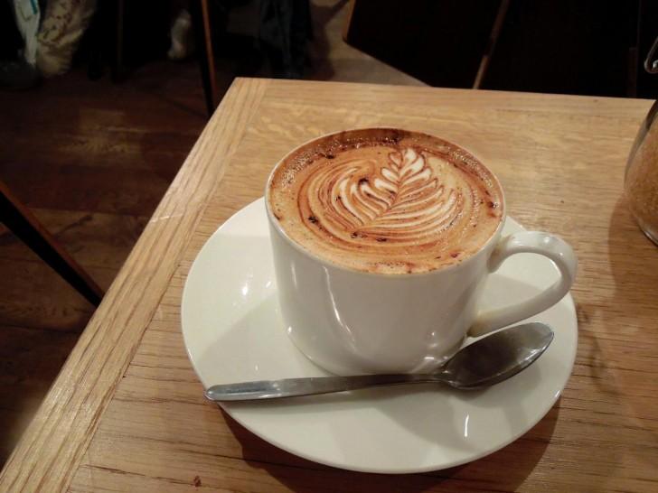 美味しいコーヒー♪