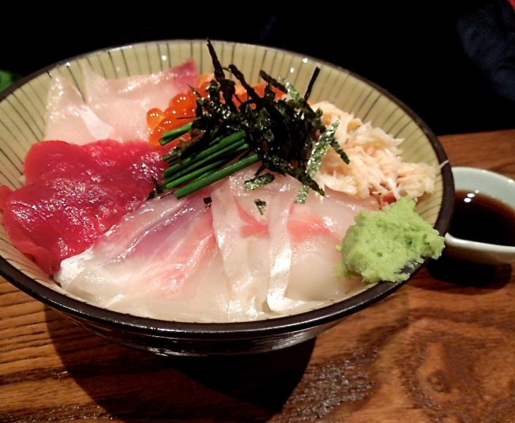 おすすめ海鮮丼☆