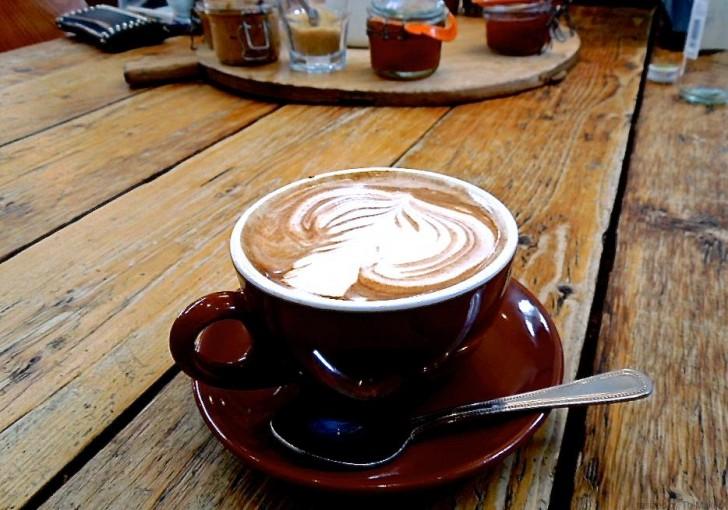 コーヒーのクオリティに問題なし