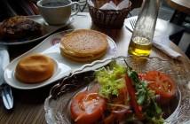 朝食、ランチにぴったりの食事