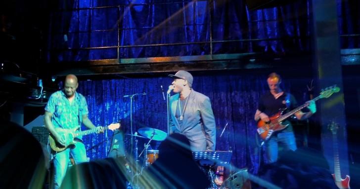 Tony Remy And The Stolen Clones + Tony Momrelle