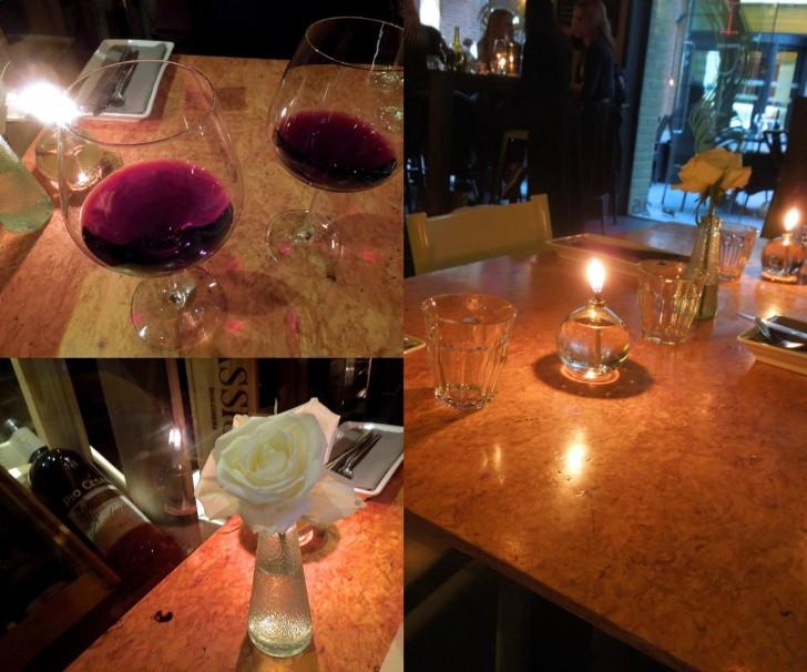 ワインとおつまみの夕べが楽しい季節♪