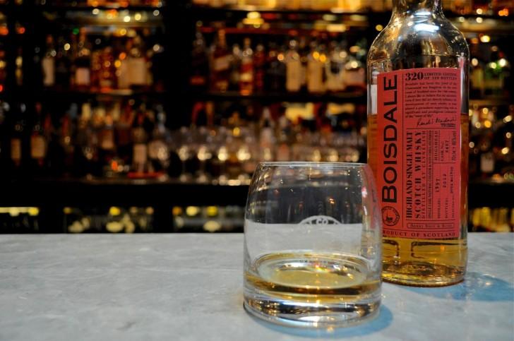 これが自社ブランド、ボイスデール・シングルモルト・ウイスキー