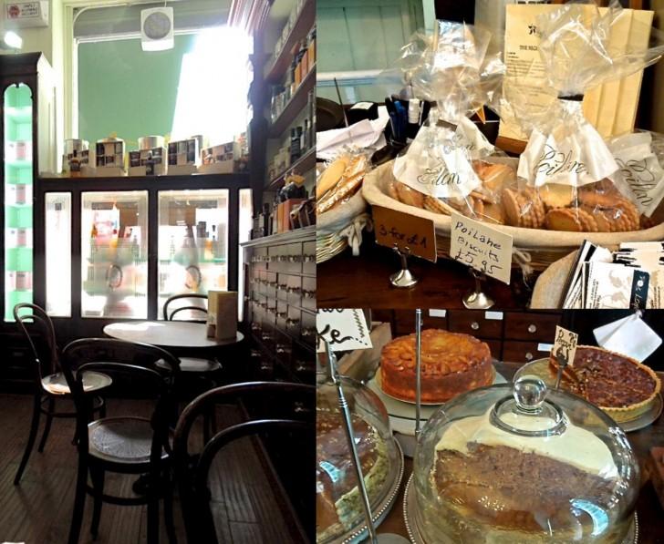 ケーキ類はなかなかのお味。お茶にはポワラーヌのビスケット・スプーンが付いてくるかも ^^