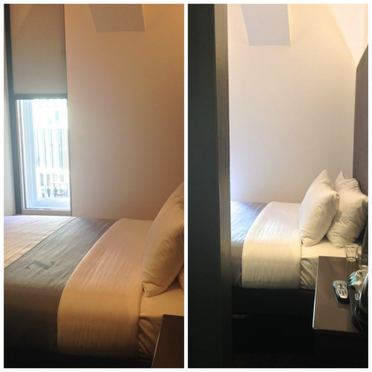 double room window