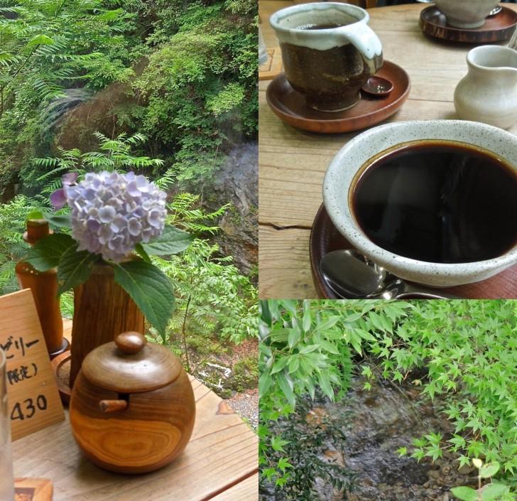 コーヒーゼリーが美味しいカフェ☆