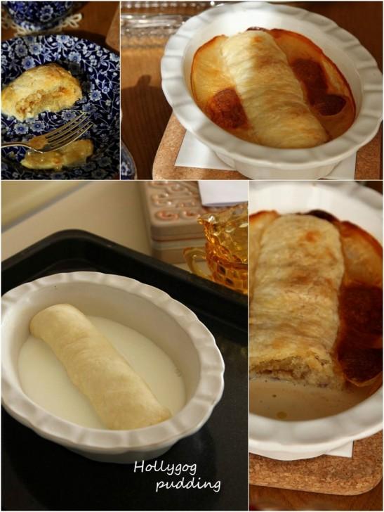 たっぷり注いで焼く牛乳がキャラメル色のソースに変身☆