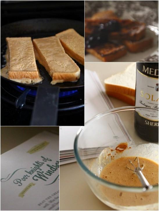 シェリー酒の利いたフレンチトーストはどんなお味?