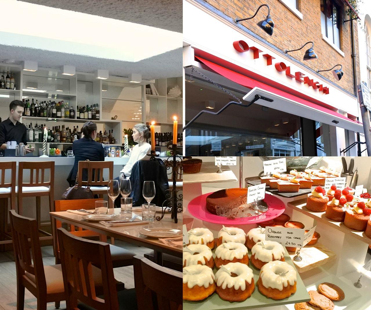 東ロンドンの店らしくバーが併設され、オリジナルのカクテル類を楽しめます☆