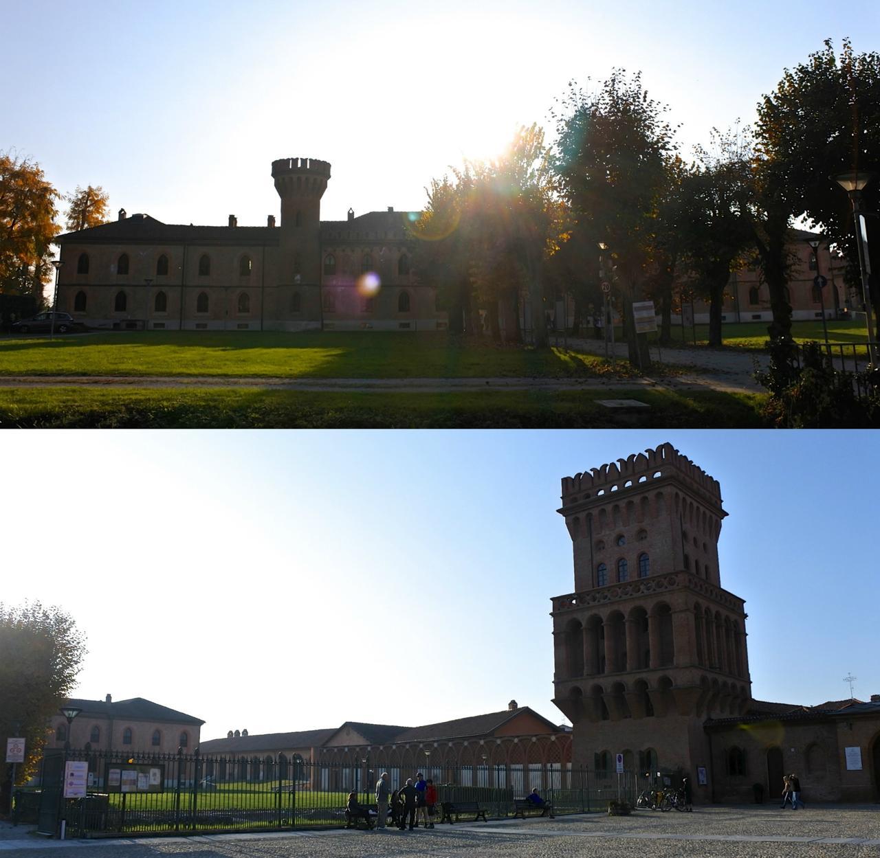 ポッレンツォにある食科学大学