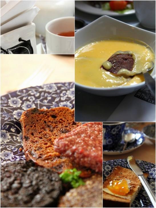 カスタードと共にデザートに、ベーコンと共に朝食にと2度美味しいクルーティーダンプリング☆