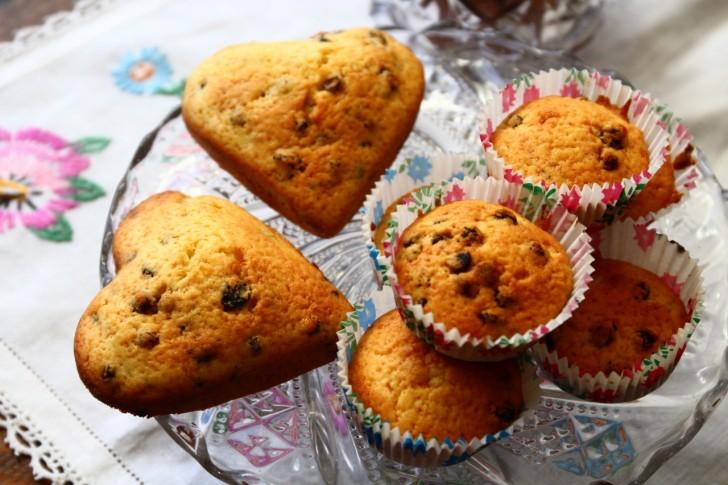 エリザ・アクトンのレシピで作ったクイーンケーキ☆