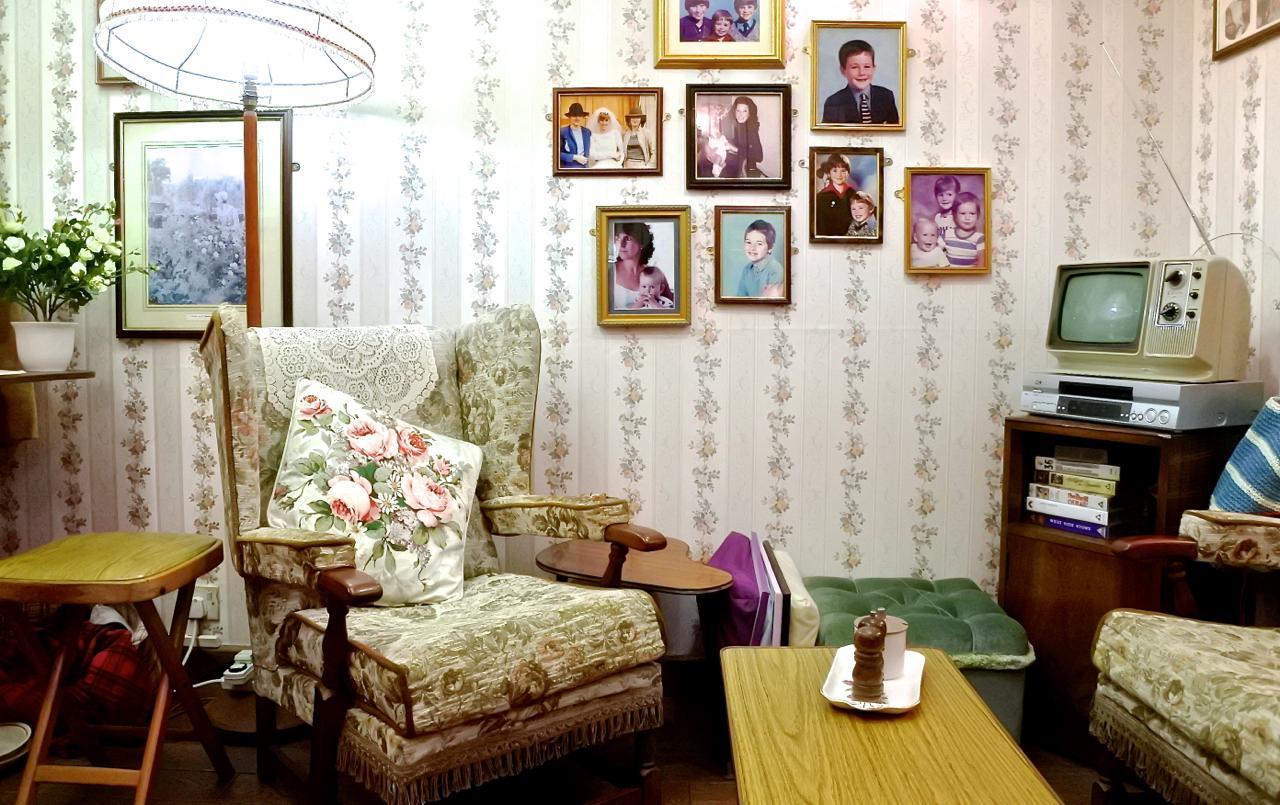 イギリスのおばあちゃんの家って、こんな感じ〜♪