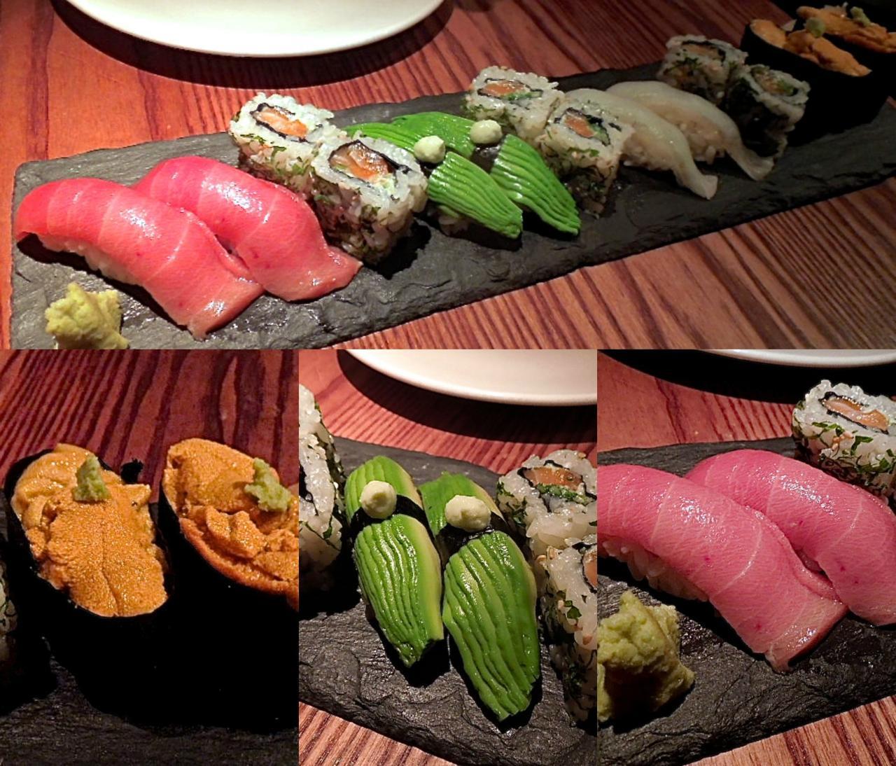 お寿司は必ず!!