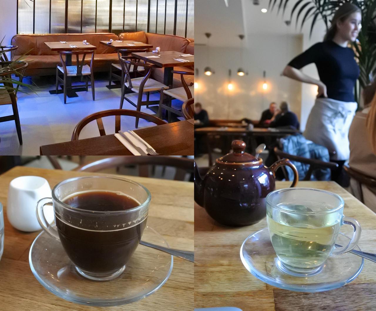 ファースト・フード店ではなく、あくまでカフェ・レストランとして使える仕様がよい