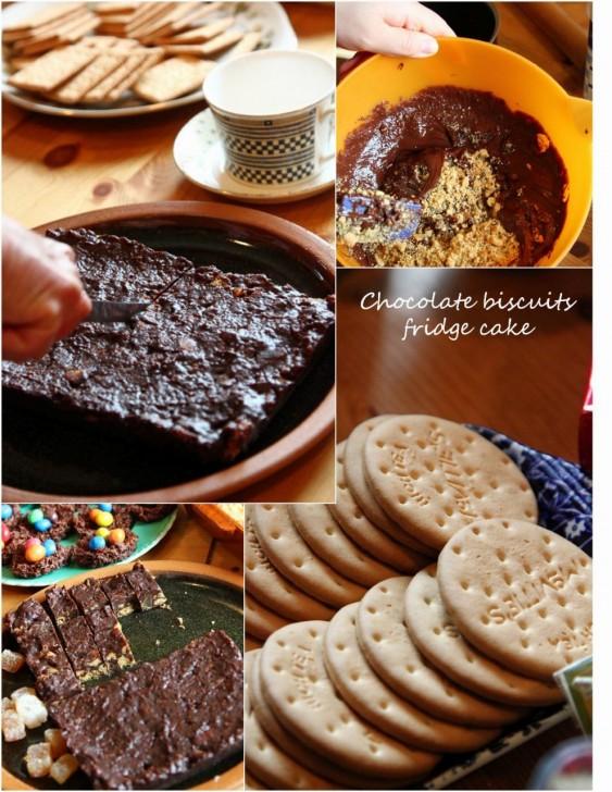 気軽に作れる「フリッジケーキ」は手作りおやつの大定番☆