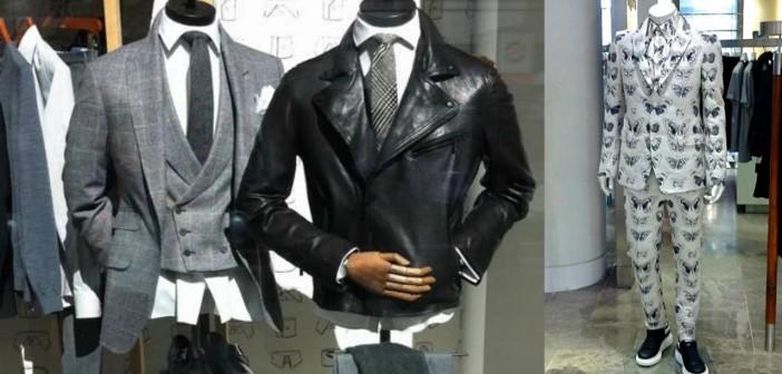 ロンドン 2016 秋冬ファッション男子編(スーツ編)