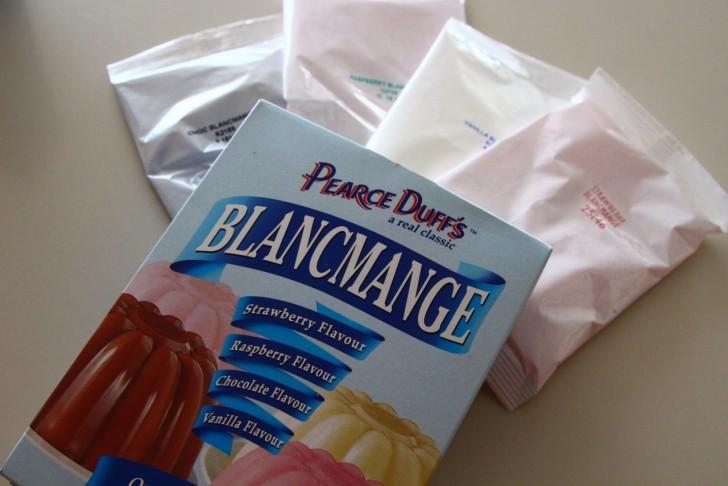 ブラマンジェミックスは懐かしの味?