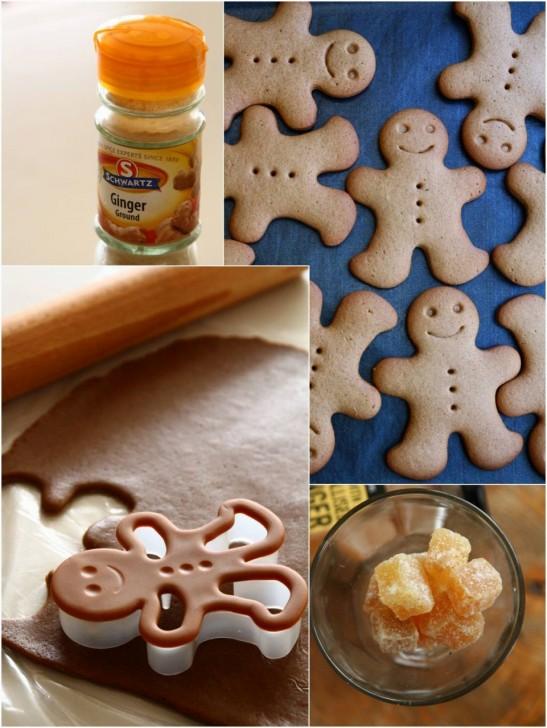 粉末、クリスタライズド、シロップ漬けとジンジャーはお菓子作りには欠かせません☆