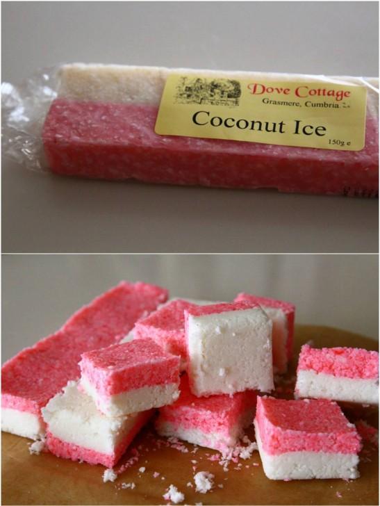 アイスはアイスでも溶けないココナッツアイスです☆