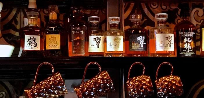 ローカル・バーで故郷のウイスキーに出会う