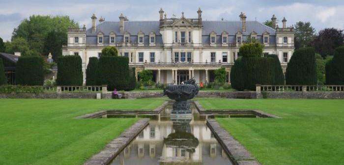 南ウェールズのエドワーディアン・ガーデンDyffryn Gardens