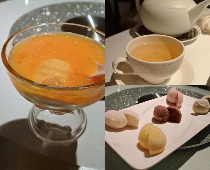 マンゴープリン、美味しかったです。右は餅アイス。これはアジア系レストランで大人気のデザートですが、日本では市販品でいろいろありますよね ^^