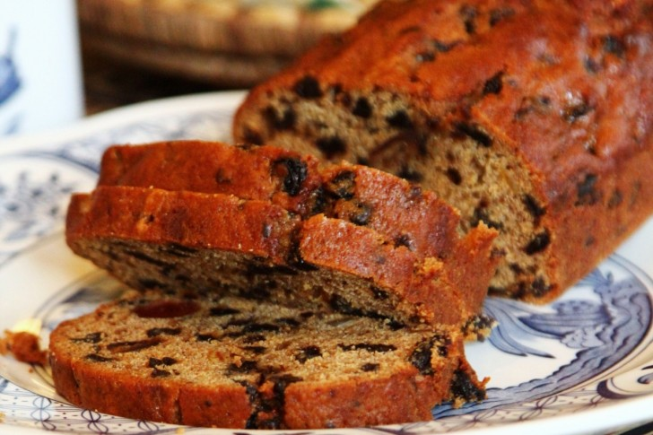 イギリスで教えてもらったボイルドフルーツケーキ、あまりの簡単さにびっくり☆