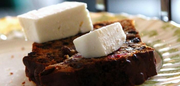 第126話 Boiled fruit cake/ Yorkshire fruit cake ~ボイルドフルーツケーキ/ヨークシャーフルーツケーキ~