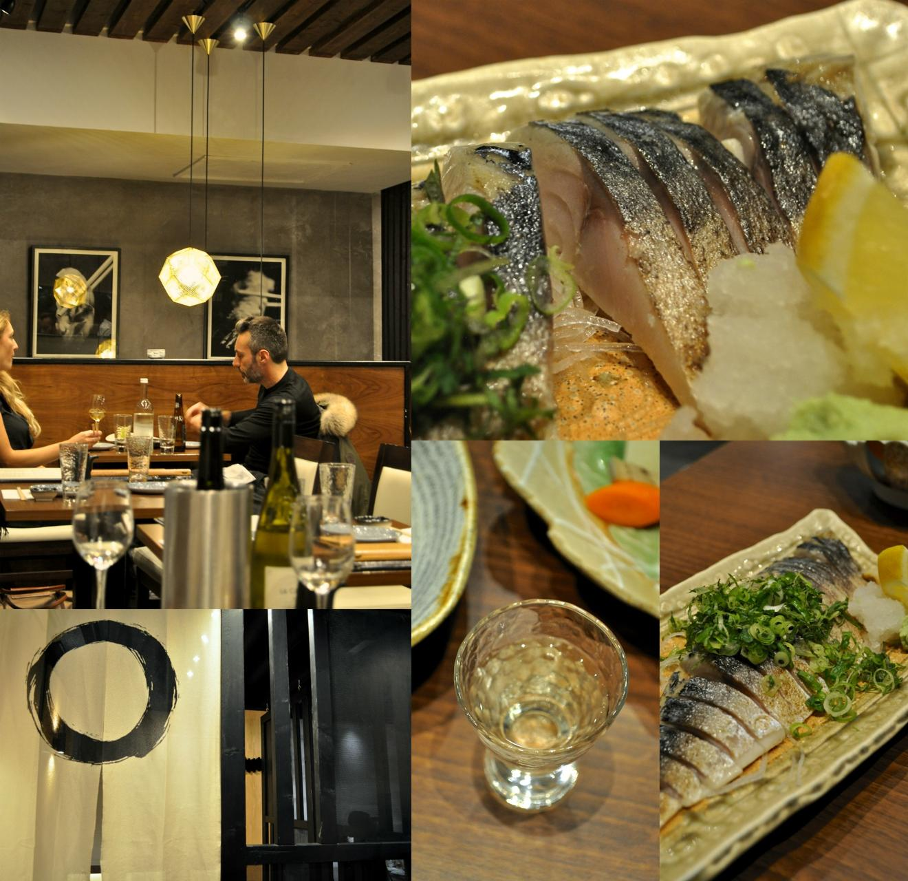 激うま+日本酒とベストマッチな炙りしめ鯖。