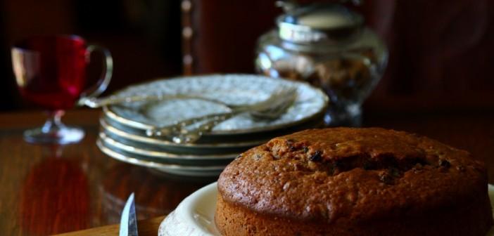 第141話 Westmorland pepper cake ~ウエストモーランドペッパーケーキ~