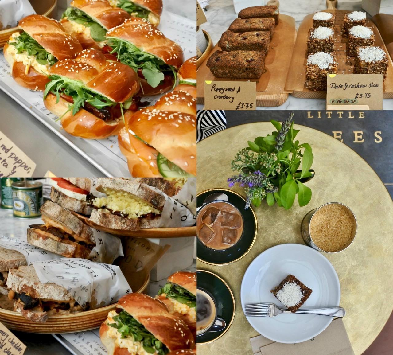 食材へのこだわりがウェブサイトで謳われています。小規模生産者から仕入れた国内産食材は環境への負荷の少ない方法で作られトレードされています。