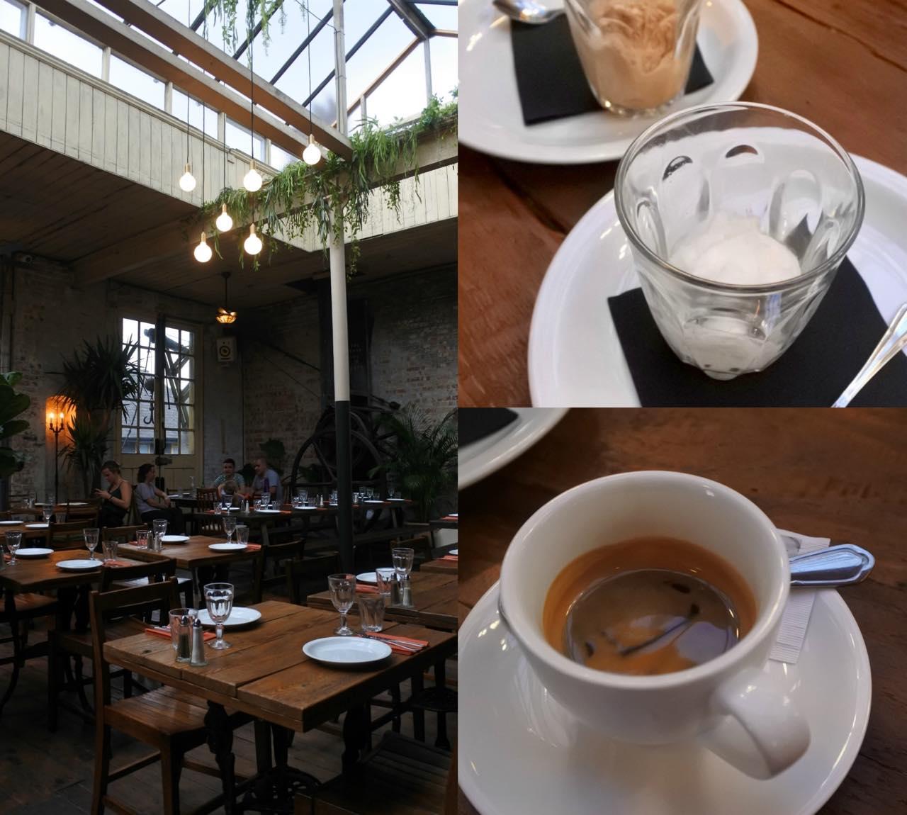 この日はアイスクリームで軽くフィニッシュ。ポルトガル・コーヒーの「Bica」もお忘れなく。