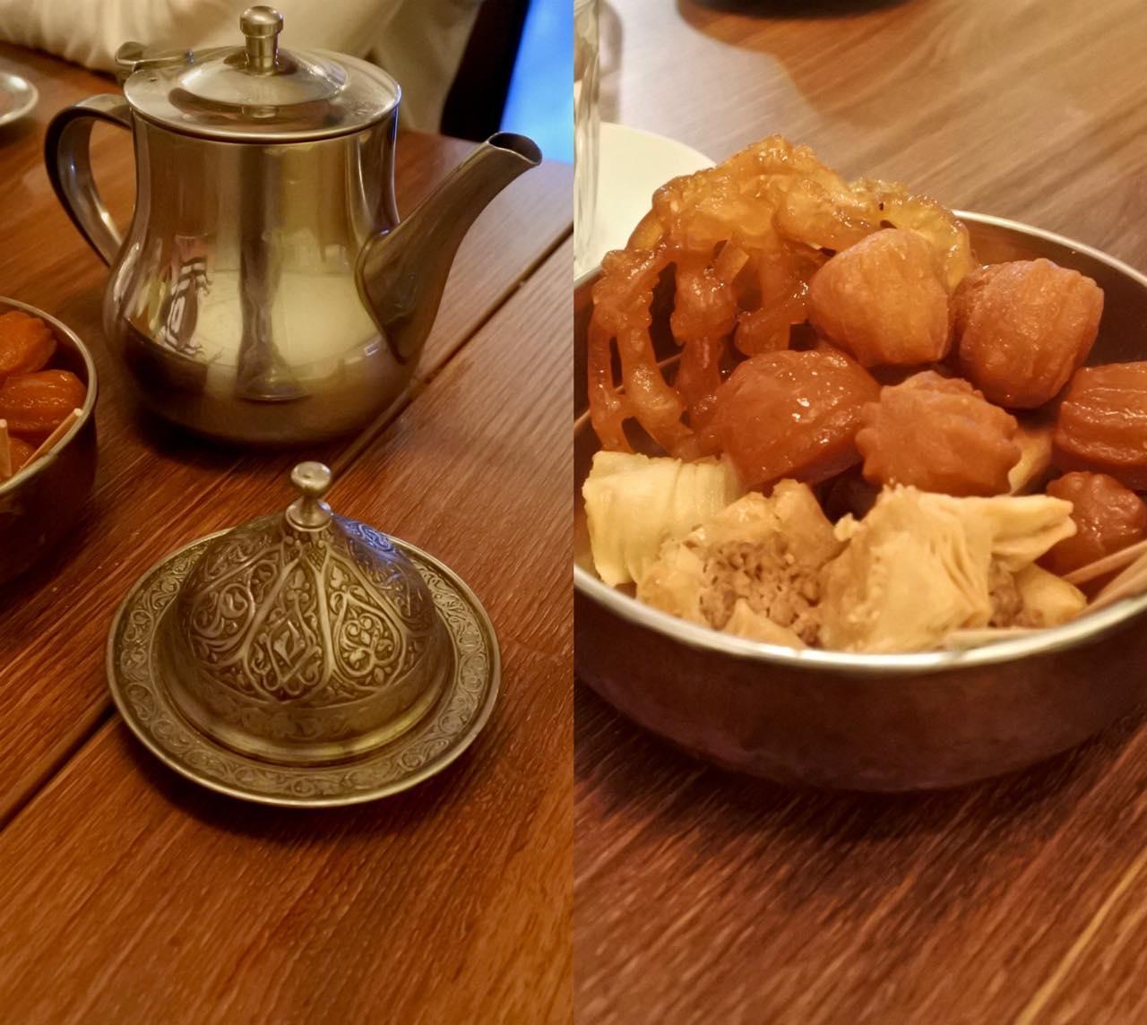 小麦粉の揚げ菓子シロップがけ「ジャレビ」は、日本人の口にはあまり合わないかも・・・