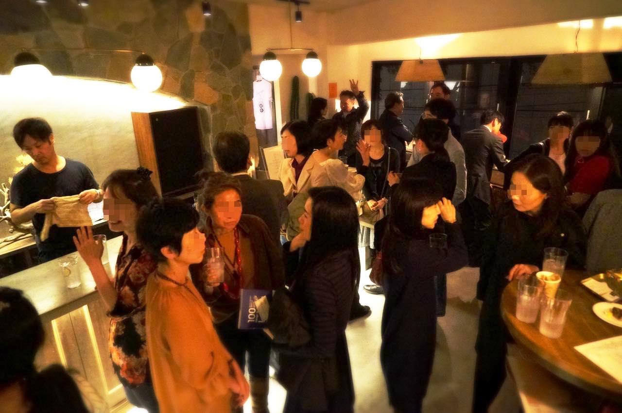 遠くは愛媛、そして岡山、名古屋から駆けつけてくれたお友達も♡ 本当にありがとう!