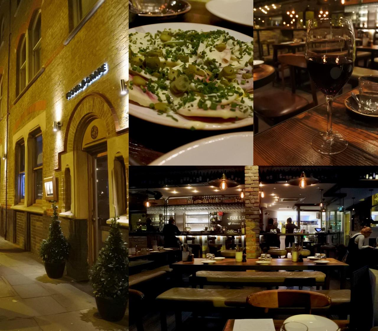 ここは昔、Anticoっていうレストランがあった場所。あそこも好きだったけれど・・・時代の移り変わりが早いですね〜
