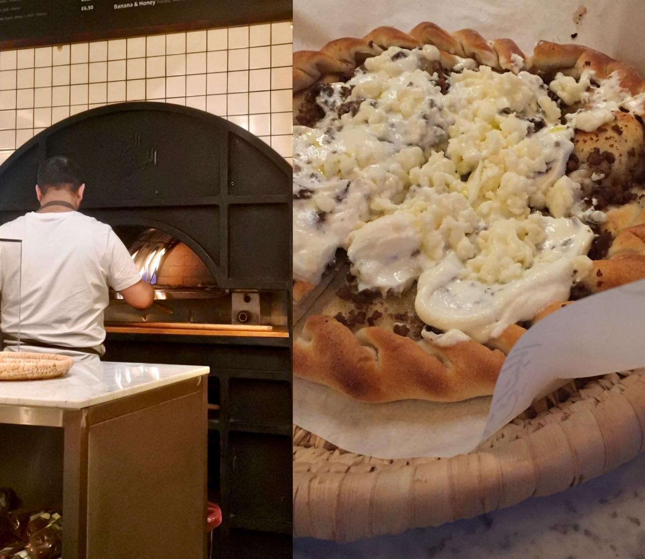 右は挽肉に2種のチーズを合わせたもの。基本的にどんなトッピングにも対応してれます。