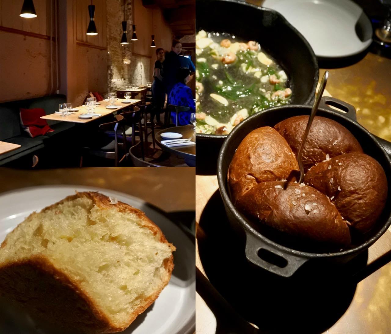 こちらがウワサのKudu bread。ここにきたらマストの品!