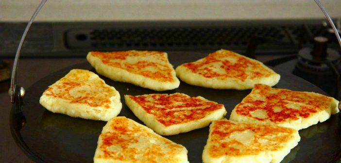 第164話 Potato scone/ Boxty ポテトスコーン/ボクスティ