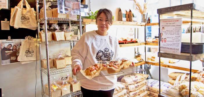 【ロンドン人 3】樋田もとこ「地域にとけこむ日本のパン屋を」