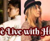 <Hidè & Hibiki>武本英之ライブ with 一川響! → 7月3日(土)