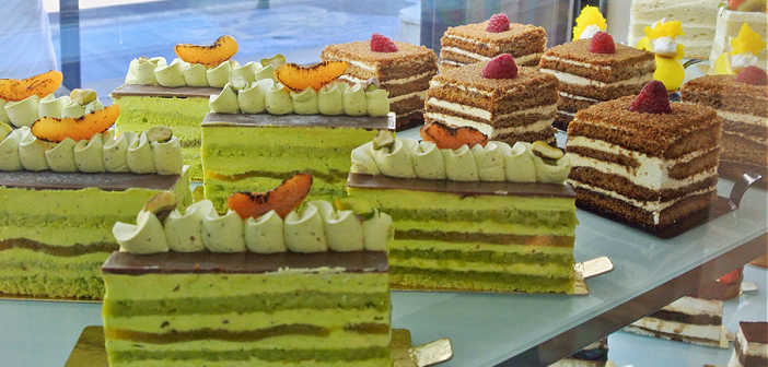 手づくり地中海料理とアルチザン・ケーキの店